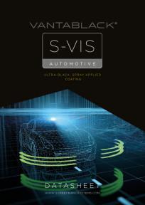 Vantablack S-VIS Automotive